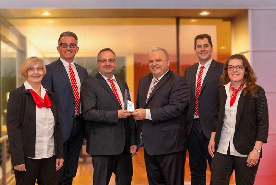 ImmobilienCenter der Sparkasse Odenwaldkreis erhält Auszeichnung