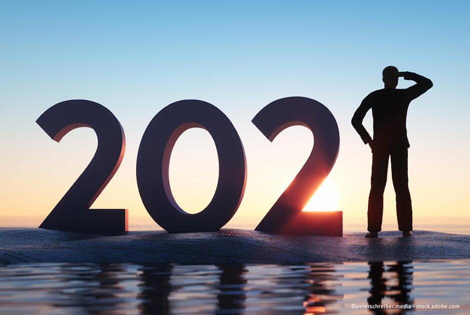 Jahresausblick: Biden kommt, Merkel geht – Das bewegt 2021