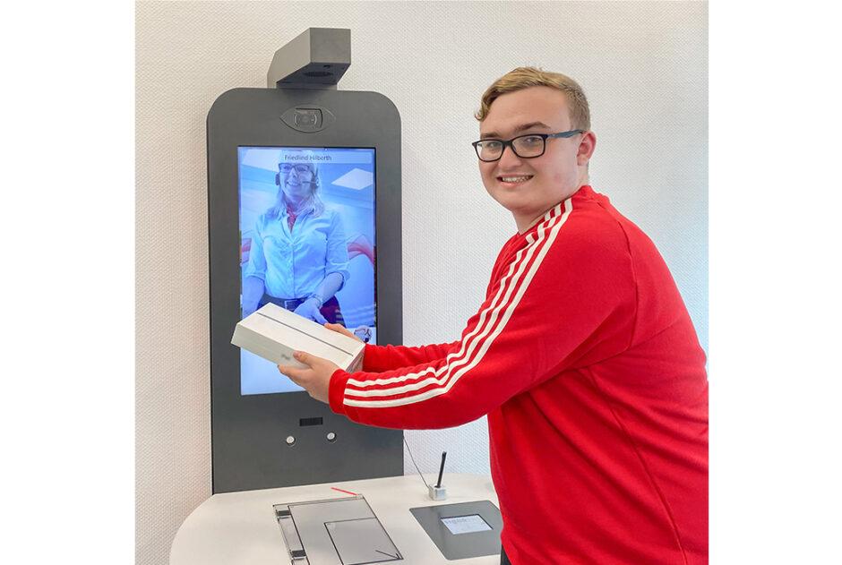 Gewinnspiel zur Einführung der Sparkassen-ServiceBox